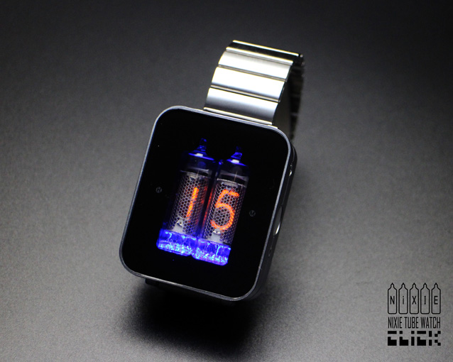 click-watch-Nixie-watch