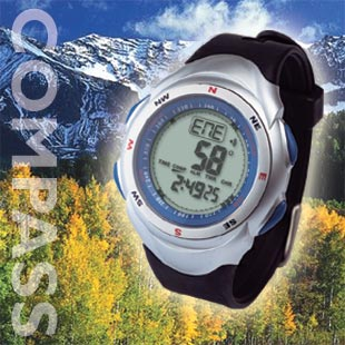 digital-compass-lcd-watch