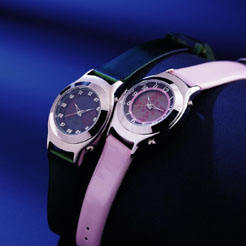Kaleidoscope Watch - Hong Kong Watch and Clock competition 2003 - 1st runner up award